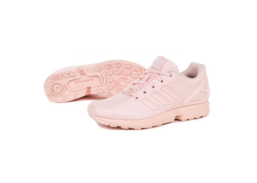 Lasten vapaa-ajan kengät Adidas ORIGINALS ZX Flux Jr EG3824