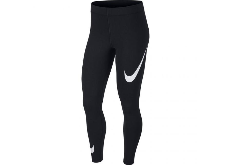 Naisten pitkät treenileggingsit Nike Legasee Swoosh W CJ2655 013