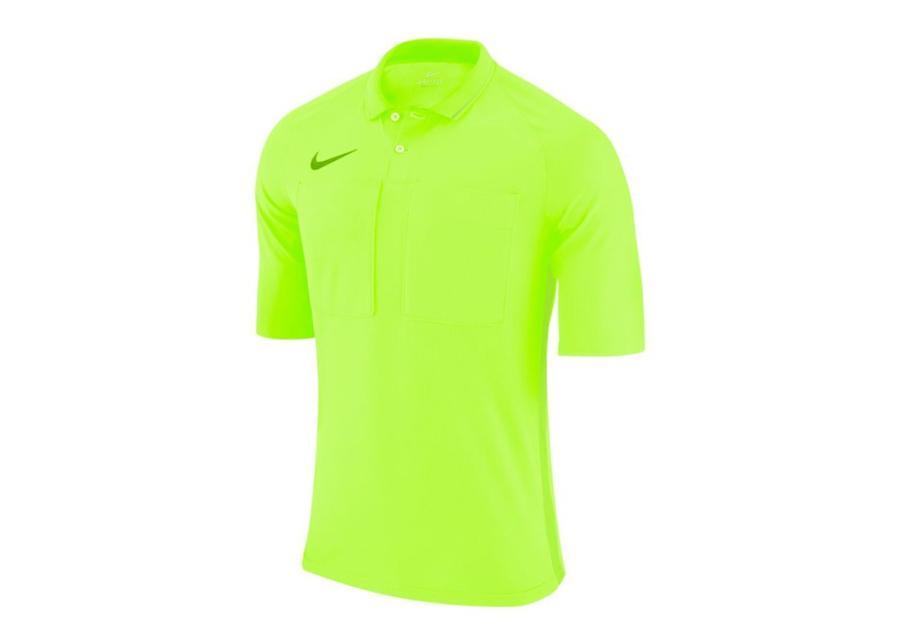 Jalkapallomaalivahdin paita miehille Nike Dry Referee SS M AA0735-703