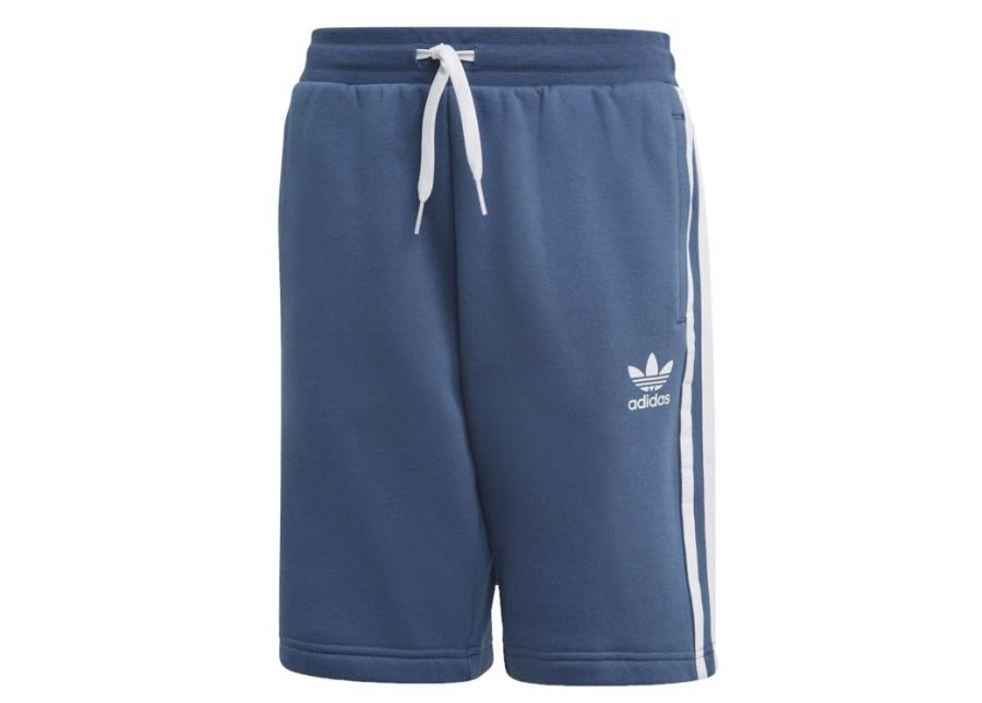 Lasten shortsit Adidas Originals Fleece Shorts Junior FM5651
