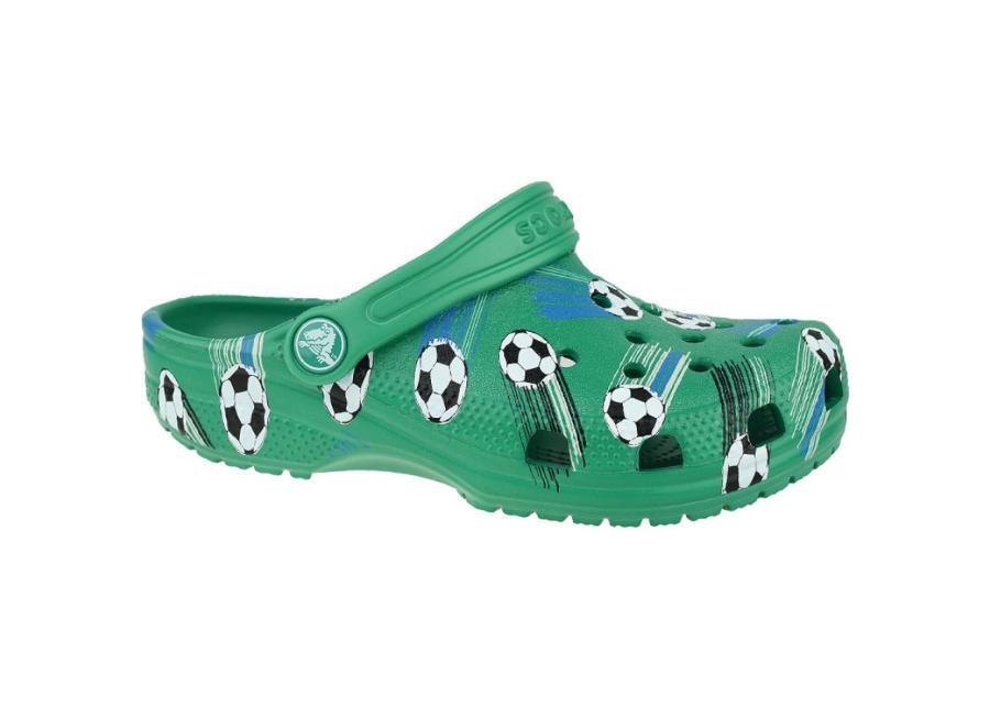 Lasten sandaalit Crocs Classic Sport Ball Clog Ps Jr 206417-3TJ