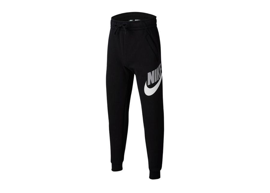 Lasten verryttelyhousut Nike Nsw Club Fleece Hbr Pant Jr CJ7863-010