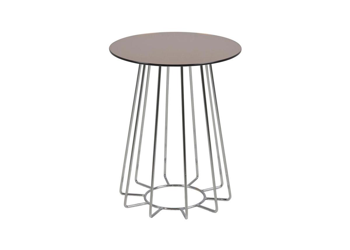 Sivupöytä Casia Ø 40 cm