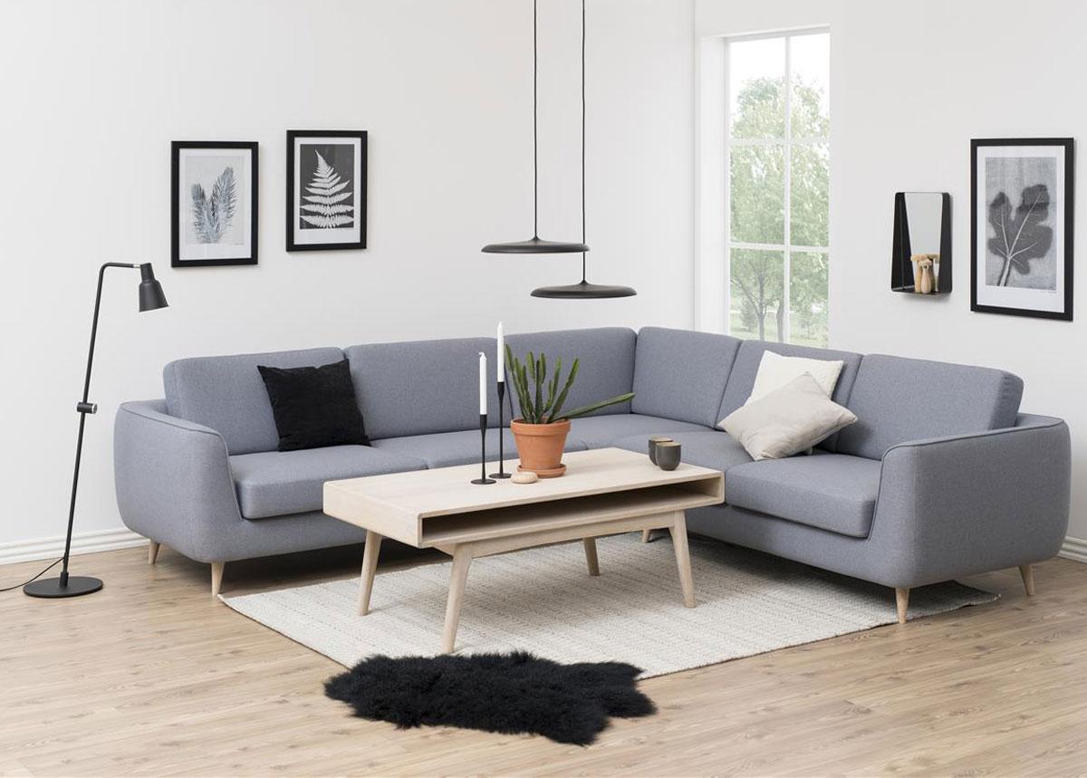 Sohvapöytä Marte 70x130 cm
