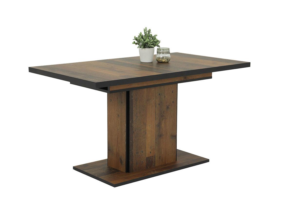 Jatkettava ruokapöytä Andrea 80x140-180 cm