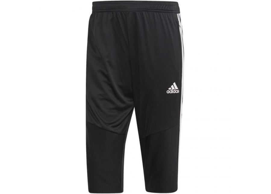 Miesten jalkapallohousut Adidas Tiro 19 3/4 Pant M D95948