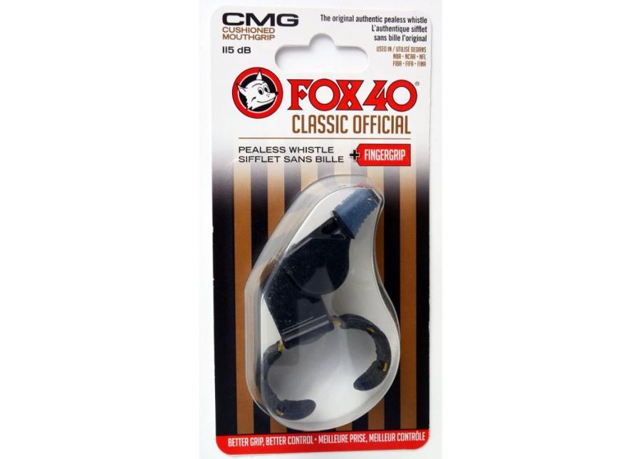 Pilli Fox 40 Classic Official Fingergrip CMG