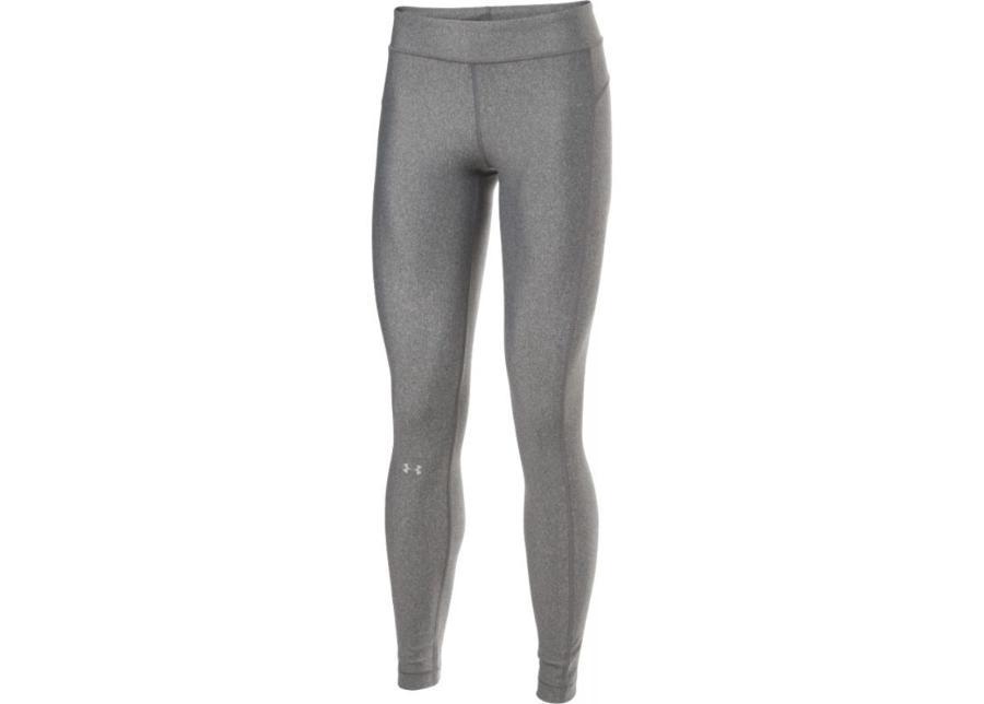 Naisten pitkät treenileggingsit Under Armour Women's HeatGear Armour Legging W 1297910-090