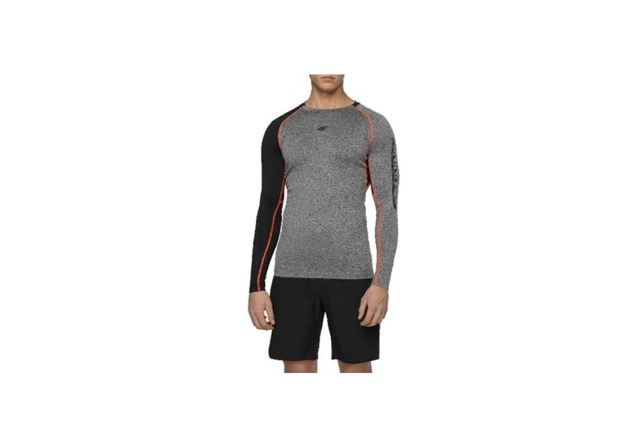 Miesten termoaktiivinen urheilupaita 4F Men's Functional Longsleeve M H4L20-TSMLF001 24M