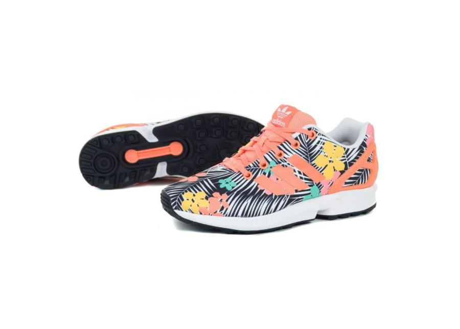 Naisten vapaa-ajan kengät Adidas Originals ZX Flux W EG4116