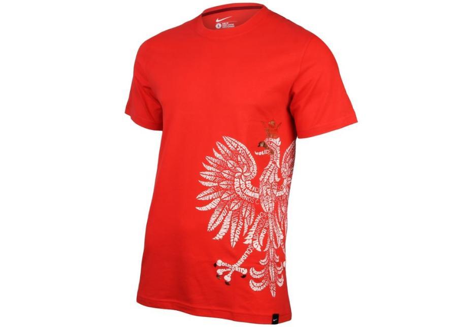 Miesten vapaa-ajanpaita Nike Polska M 449255-604