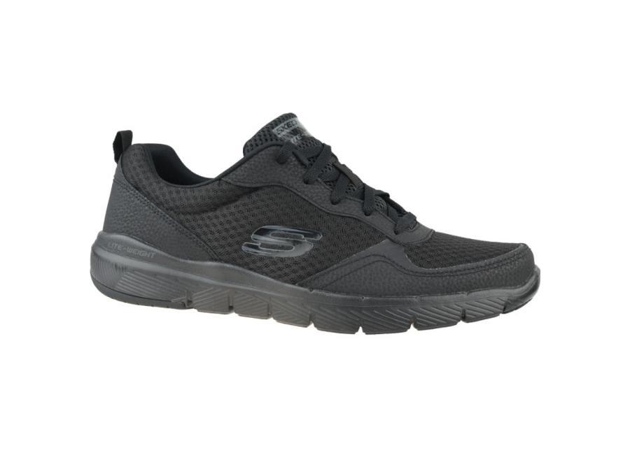 Miesten vapaa-ajan kengät Skechers Flex Advantage 3.0 M 52954-BBK