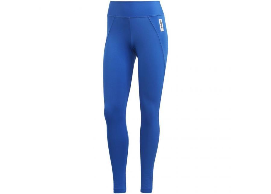 Naisten 7/8 leggingsit Adidas Brilliant Basics Tight W FM4361