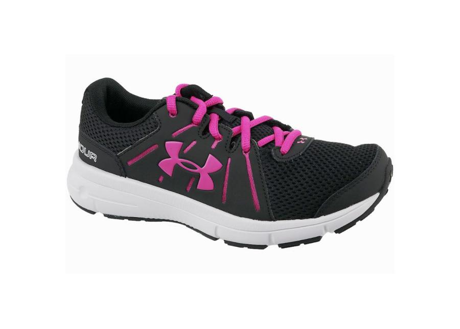 Naisten treenikengät Under Armour W Dash RN 2 W 1285488-003