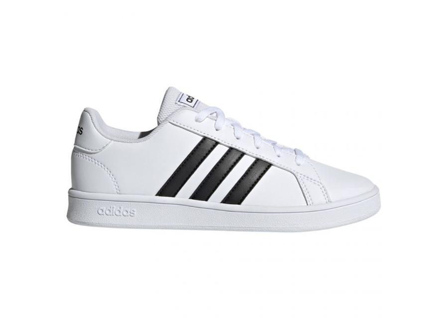 Lasten vapaa-ajan kengät Adidas Grand Court K JR EF0103