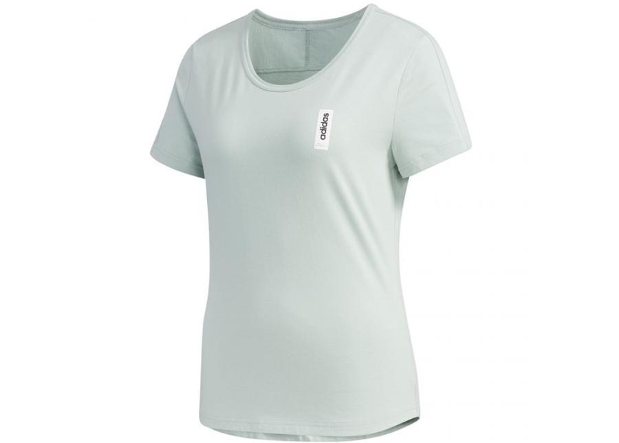 Naisten vapaa-ajanpaita Adidas Brilliant Basics Tee W FM6201