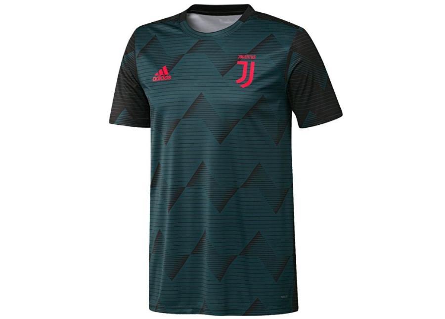 Miesten jalkapallopaita Adidas Juventus Home Preshi M EK4257