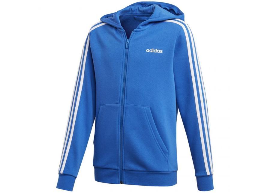 Lasten huppari Adidas Essentials 3 Stripes Full Zip Jr FL9603
