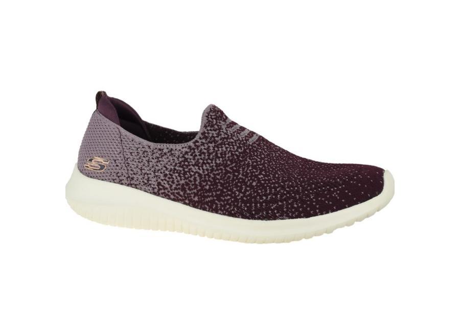 Naisten vapaa-ajan kengät Skechers Ultra Flex W 13123-PLUM