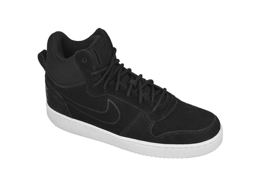 Miesten vapaa-ajan kengät Nike Sportswear Court Borough Mid Premium M 844884-007
