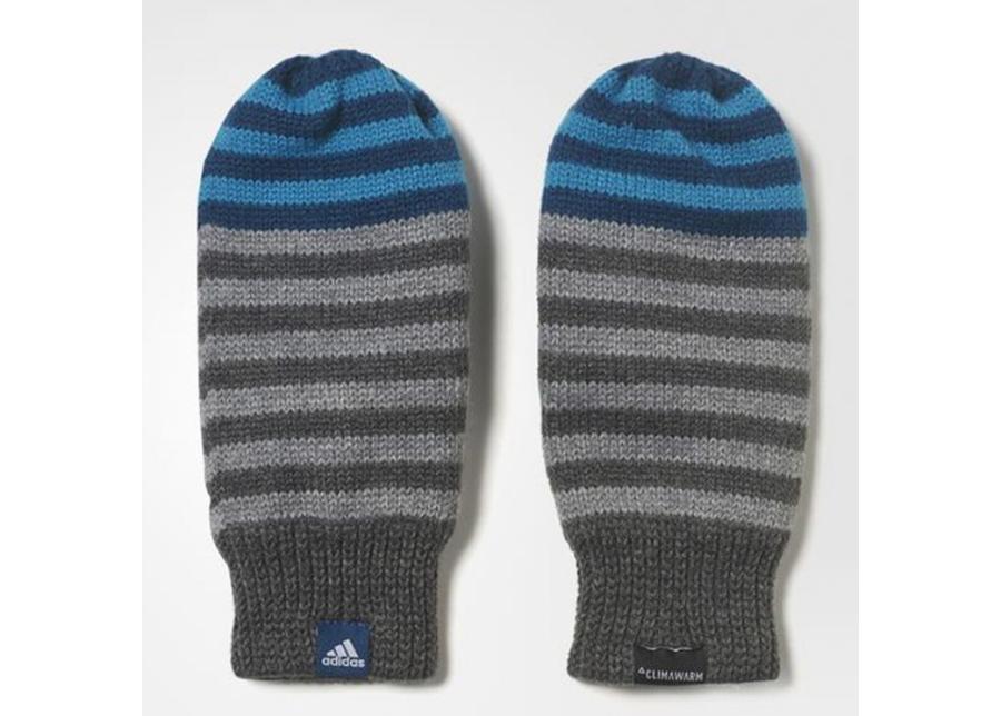 Talvikintaat Adidas Stripy Mittens CD2900