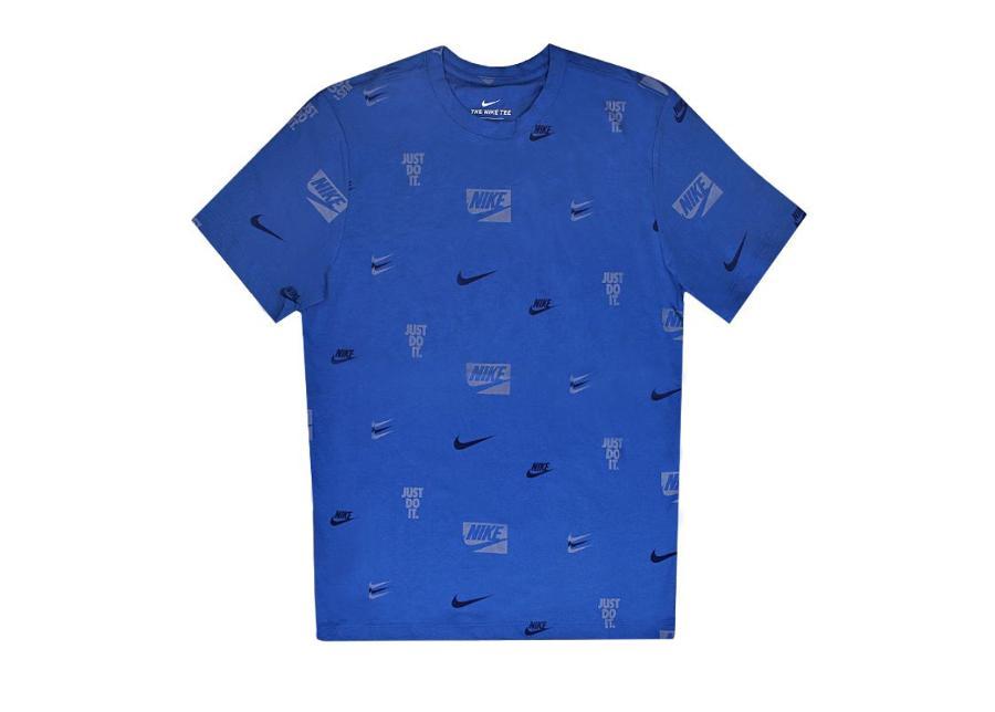 Miesten vapaa-ajanpaita Nike NSW Core Printed M CV8962-480