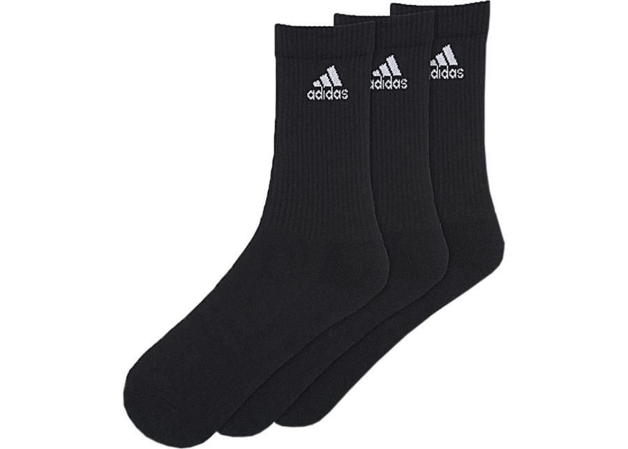 Miesten urheilusukat 3 paria Adidas 3 Stripes Performance Crew