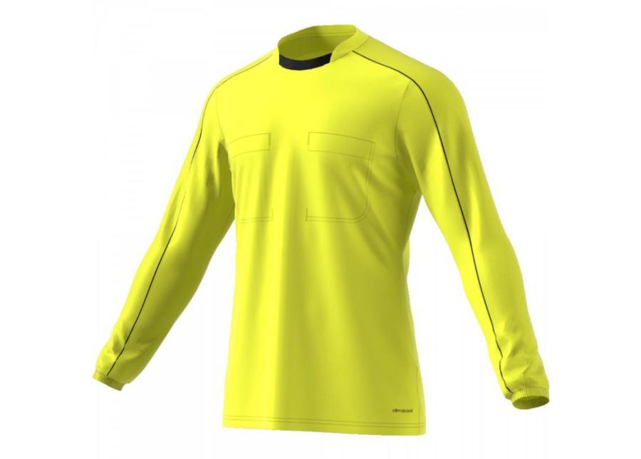 Jalkapallo erotuomarin paita Adidas REFEREE16 Jersey LS M AH9803
