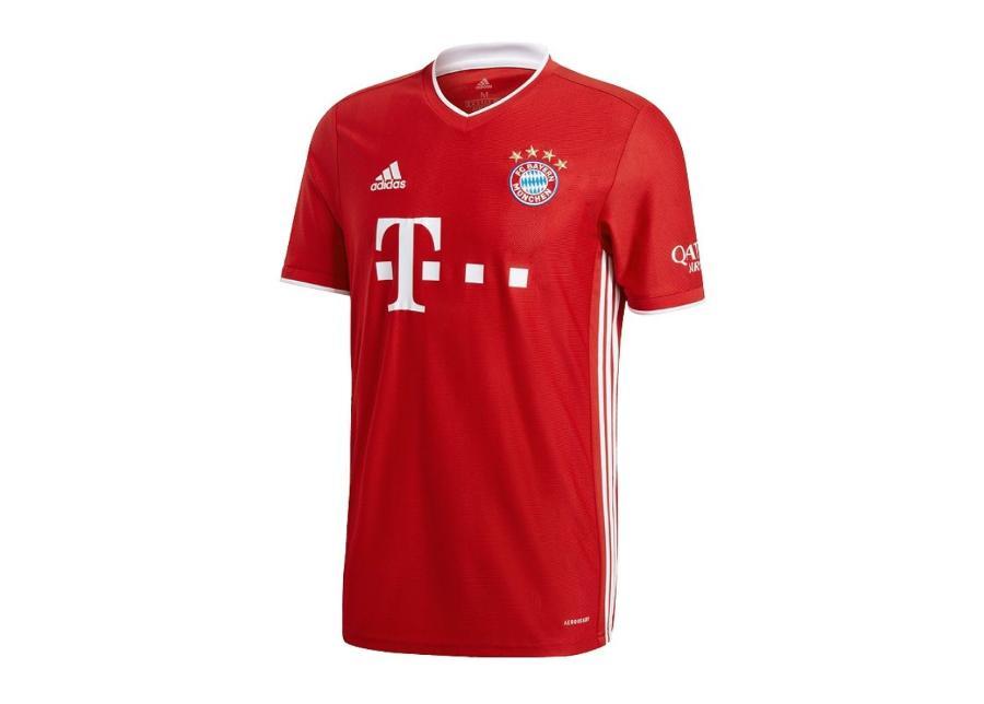 Miesten jalkapallopaita Adidas Bayern Monachium Home 20/21 M FR8358