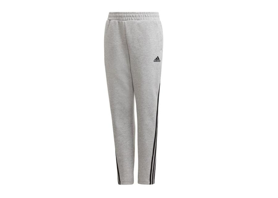 Lasten verryttelyhousut Adidas 3-Stripes Tapered Jr GE0667