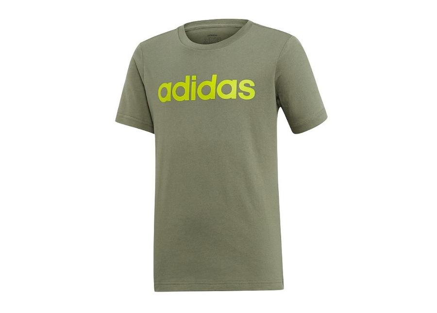 Lasten T-paita Adidas Essentials Linear Jr FM7042