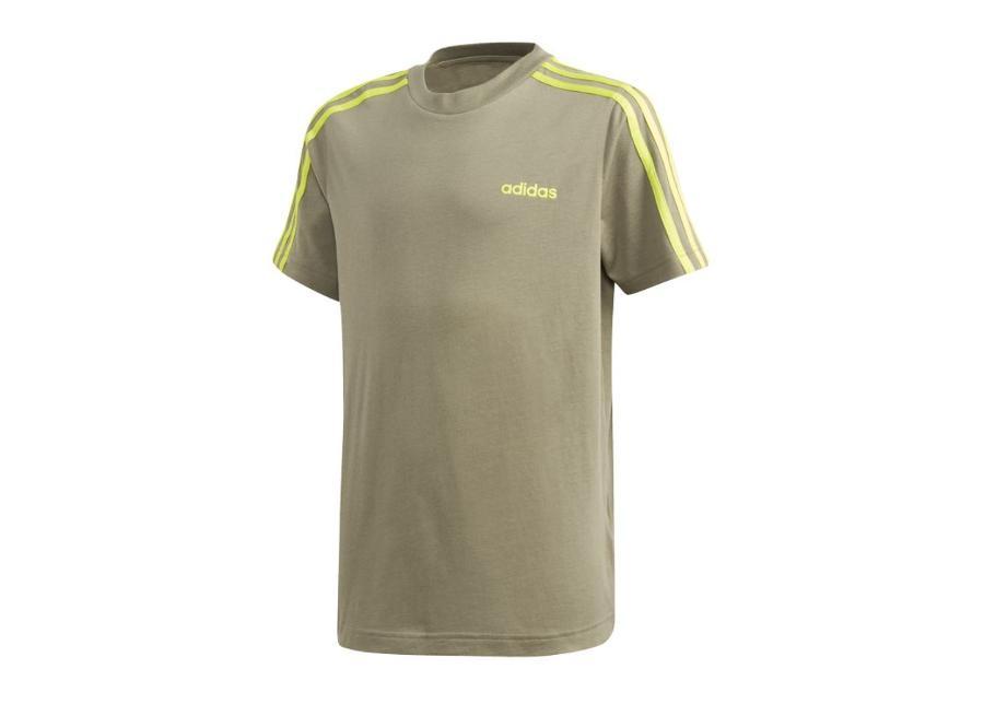 Lasten T-paita Adidas Essentials 3S Tee Jr FM7031