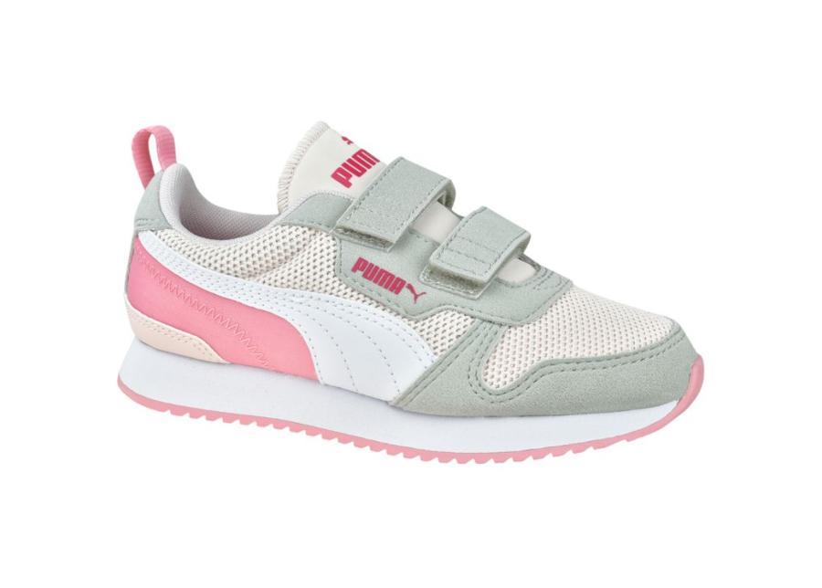 Lasten vapaa-ajan kengät Puma R78 V PS Jr 373617 04