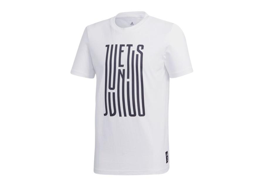 Miesten jalkapallopaita Adidas Juventus Street Graphic M FR4222