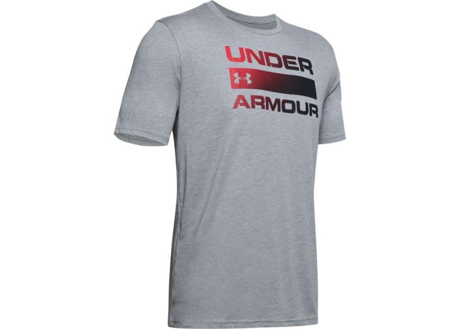 Miesten treenipaita Under Armour Team Issue Wordmark SS M 1329582-036