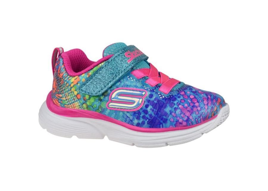 Lasten vapaa-ajan kengät Skechers Wavy-Lites Jr 81385N-MLT
