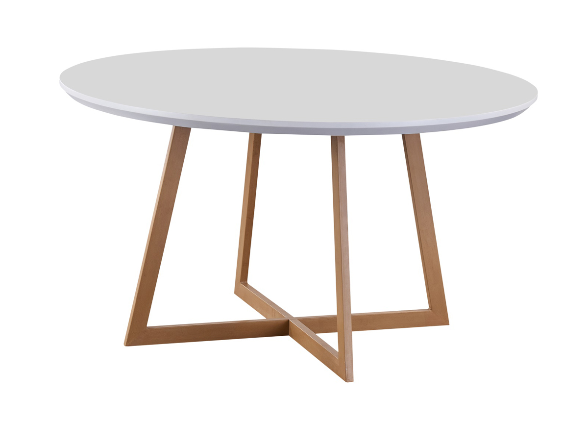 Ruokapöytä Granada-110 Ø 110 cm