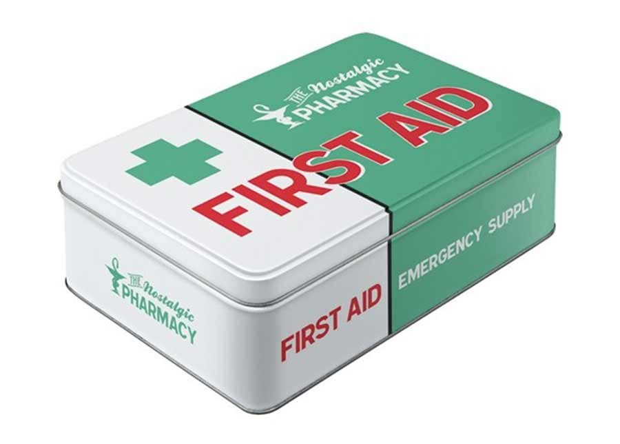 Peltirasia The Nostalgic First Aid 2,5 L
