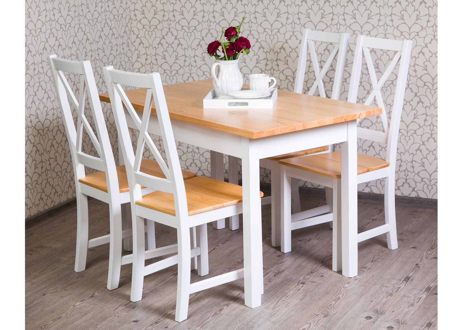 Ruokapöytä Kaisa 120x70 cm