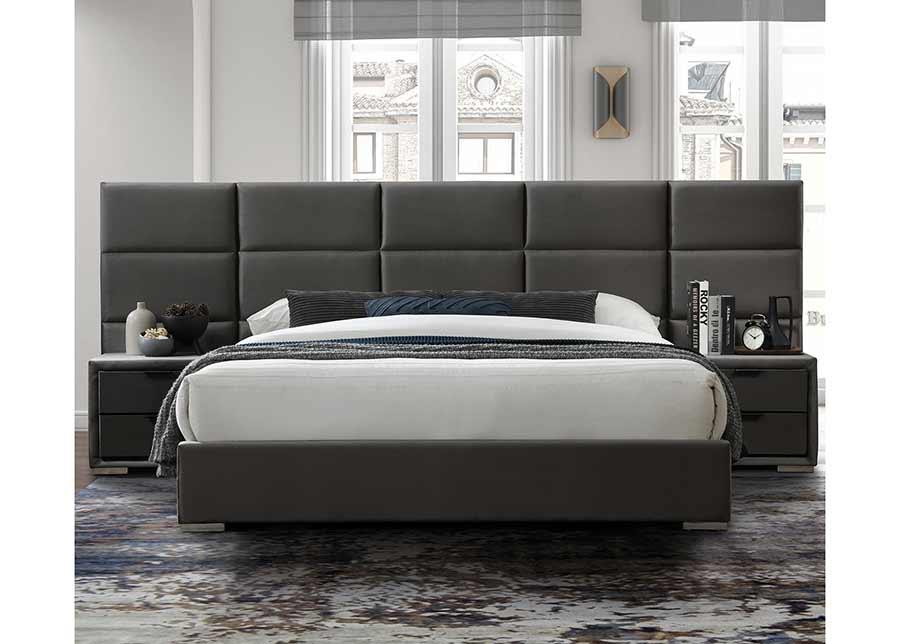 Sänky Levanter 160x200 cm + 2 yöpöytää