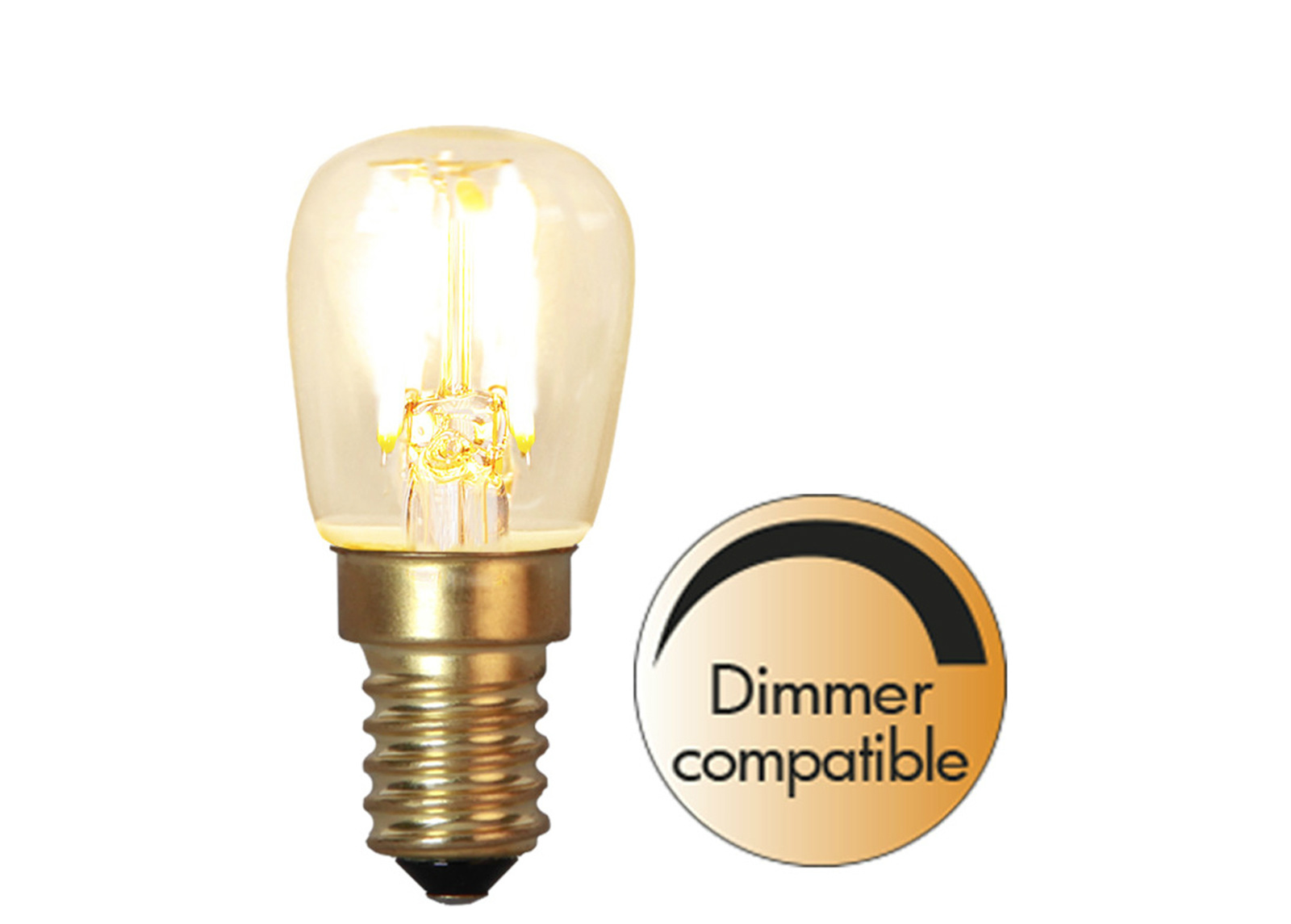 koriste LED lamppu E14 1,4 W