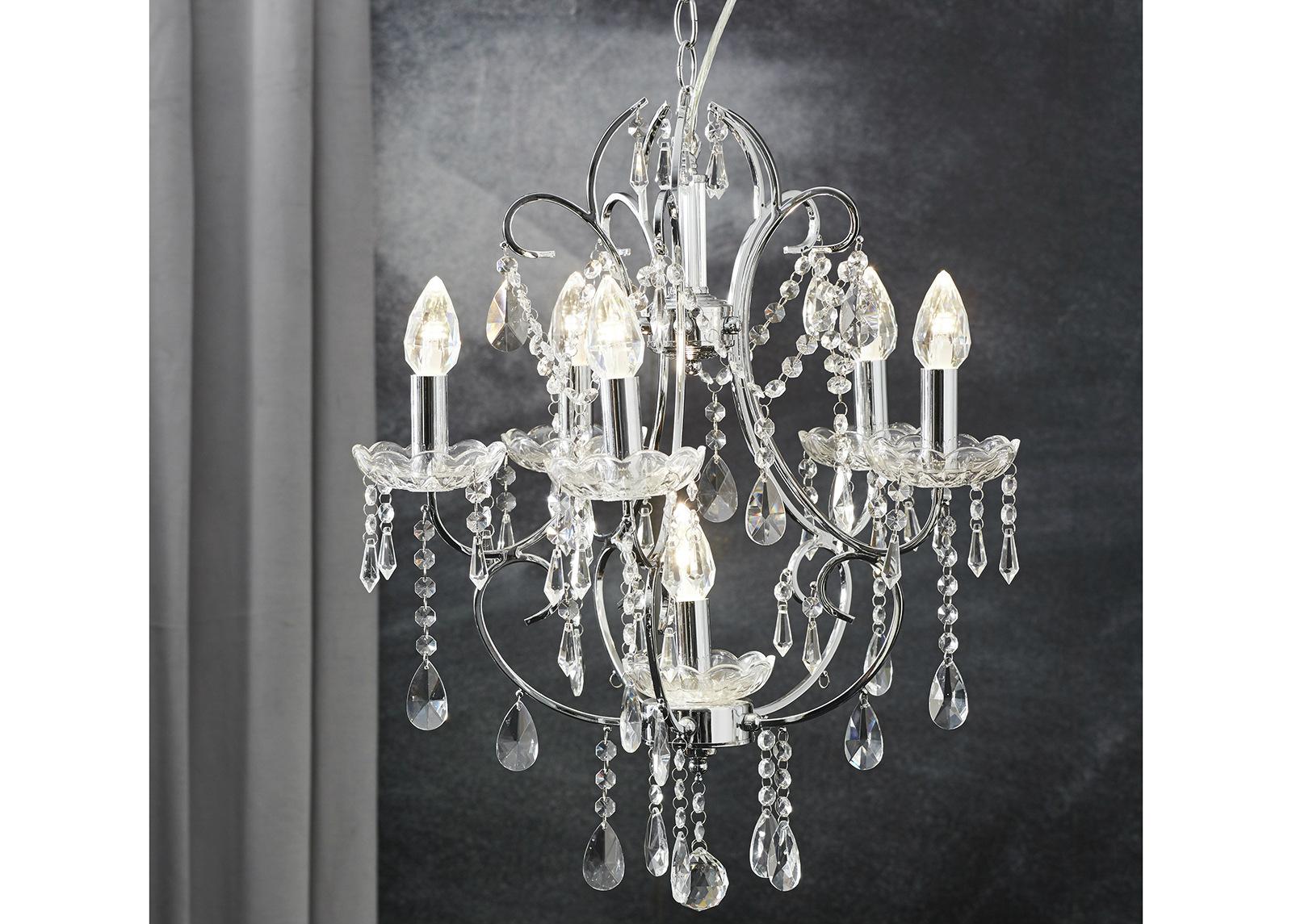 LED lamppu E14, 4 W