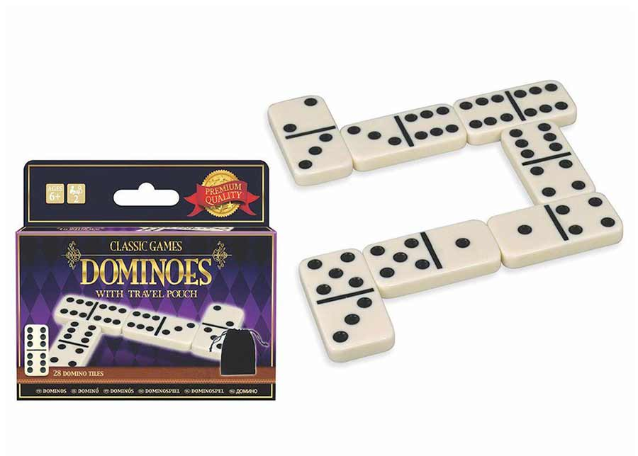 Pöytäpeli Domino
