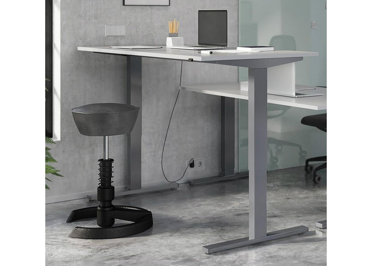 Sähkösäädettävä työpöytä Agenda 80x160 cm