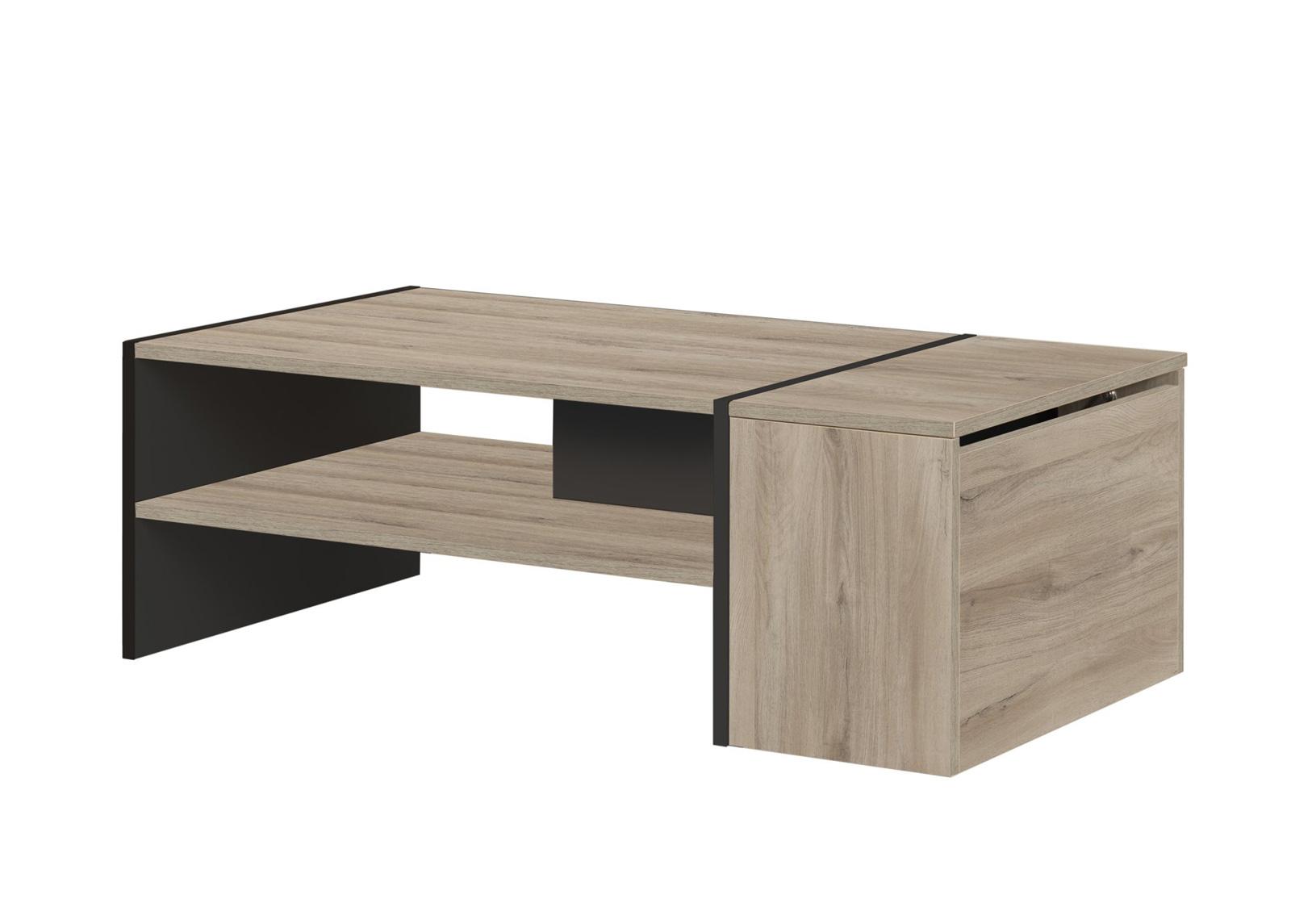 Sohvapöytä Yori 107x60 cm