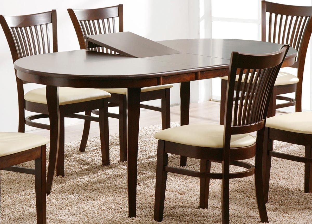 Jatkettava ruokapöytä JOY 90x145+33 cm