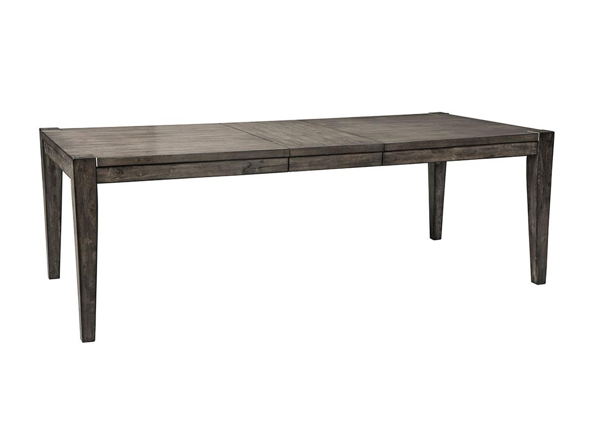 Jatkettava ruokapöytä 183/230x105 cm