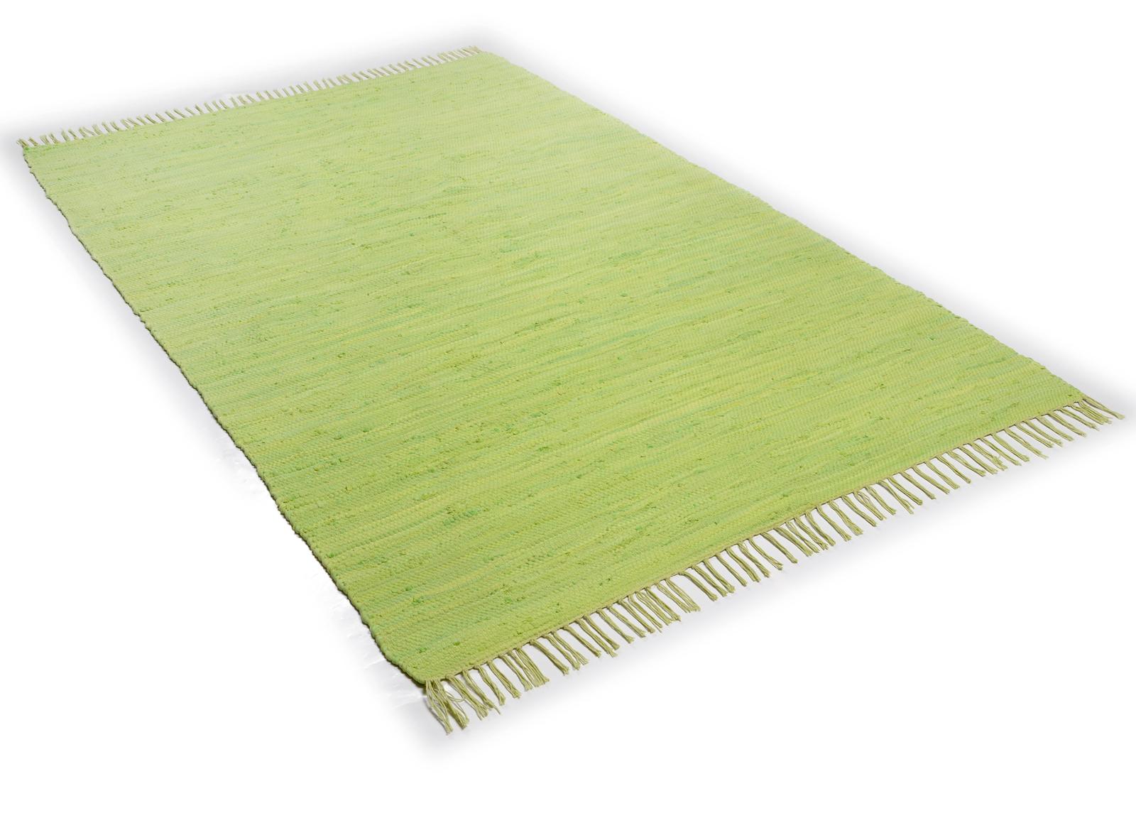 Matto Happy Cotton 90x160 cm, vihreä