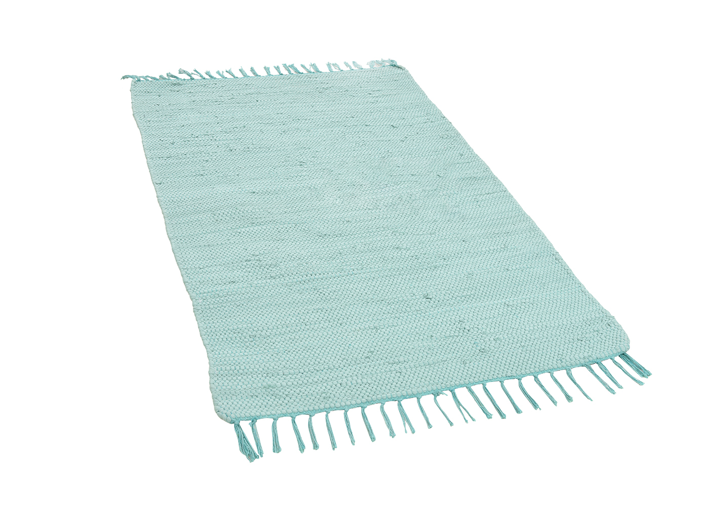 Matto Happy Cotton 90x160 cm, mintunvihreä