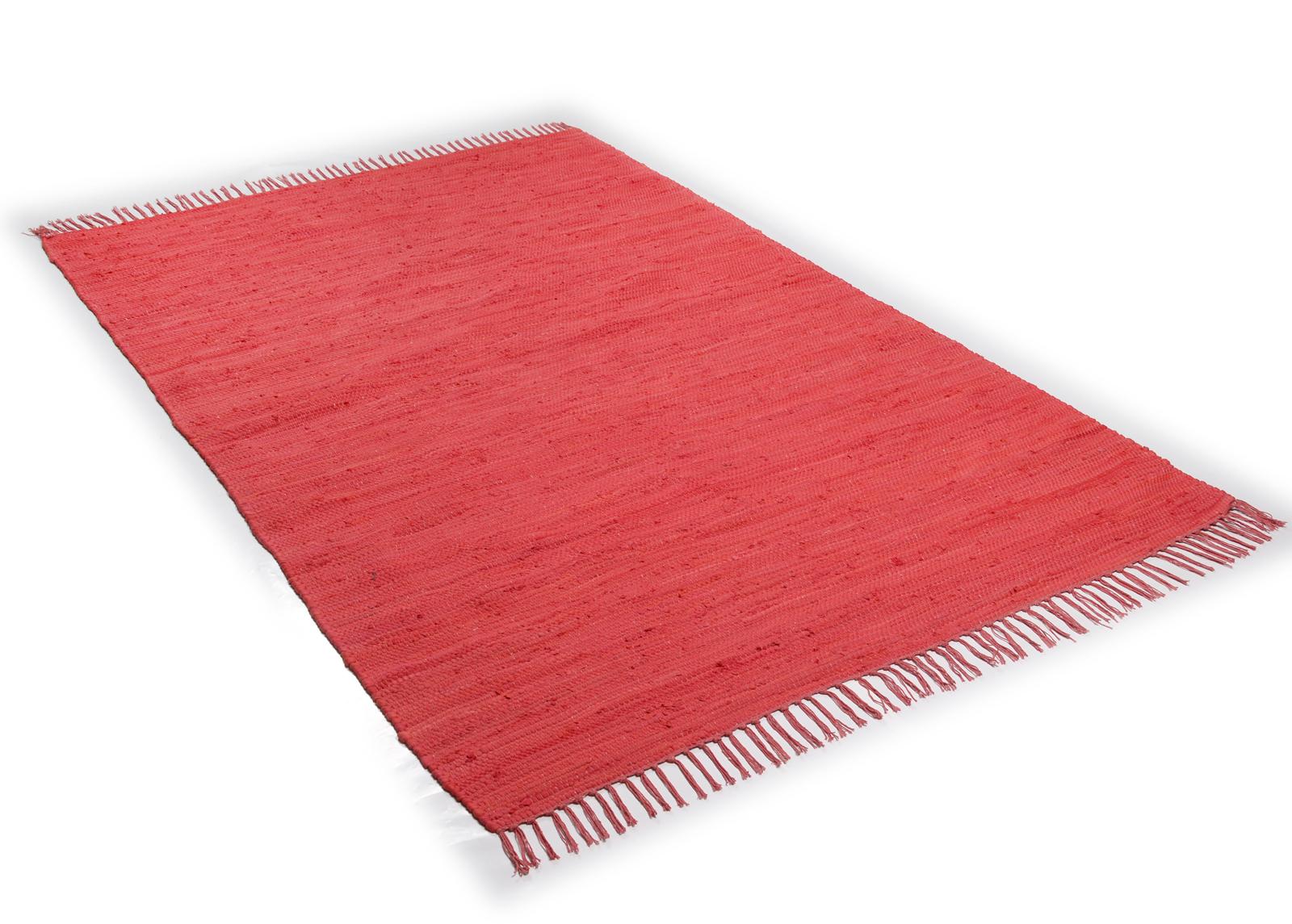 Matto Happy Cotton 70x250 cm, punainen